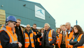 Sustainability Tour of Shoreham Port