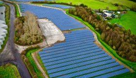 Tour of Tangmere Solar Farm, near Chichester