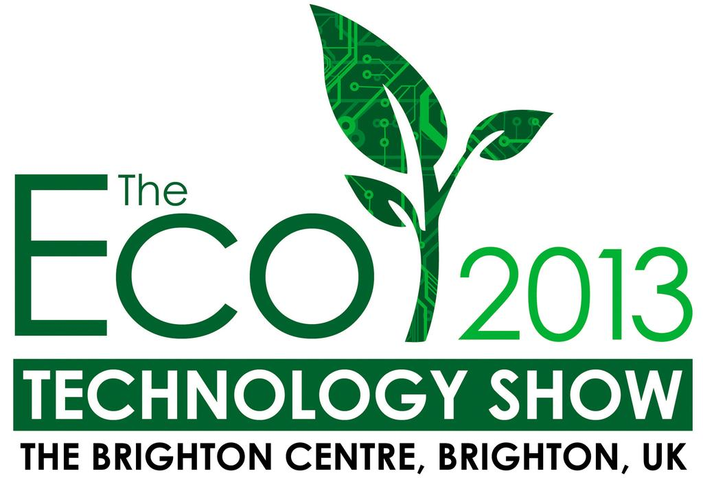 Eco Tech Show Logo 2013