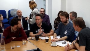 Seminar delegates